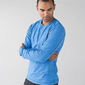 Lululemon mens long sleeve shirt